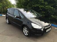Ford S-MAX 1.8TDCi ( 125ps ) 6sp 2009.5MY Titanium