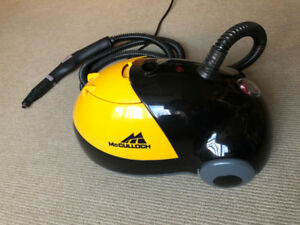 McCulloch MC-1275 Heavy-Duty Steam Cleaner - Great Condition!