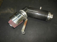 JDM ACURA RSX TYPE R TOP FUEL AIR INTAKE SYSTEM CARBON FIBRE