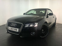 2010 AUDI A5 SE TDI DIESEL CONVERTIBLE SERVICE HISTORY FINANCE PX WELCOME