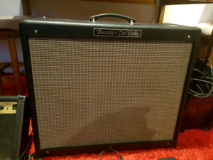 Fender De Ville amp. Trading for a twin reverb
