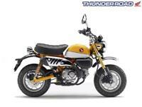 HONDA Z125MA-K MONKEY