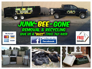 Junk Removal - Garbage,furniture,appliances,and more! Peterborough Peterborough Area image 4