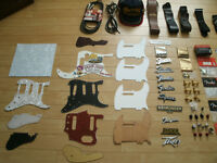 FENDER & OTHER GUITAR PARTS & ACCESSORIES FOR VARIOUS PRICES
