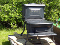 antique step stove