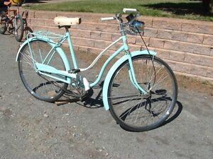 Vélo ancien antique Eaton retro deco fille (Livraison possible)