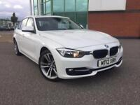 2012 BMW 3 Series 2.0 318d Sport 4dr