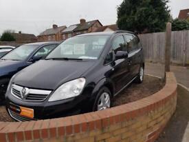 2010 Vauxhall/Opel Zafira 1.7CDTi 16v ecoFLEX 2010MY Exclusive 7 seater estate