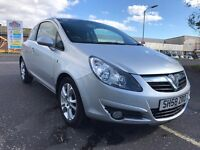 Vauxhall Corsa SXI excellent condition service history