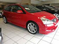 Honda Civic 2.0i-VTEC AC Type R