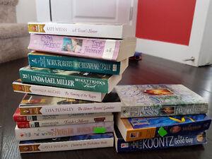Books all kinds