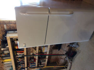 four year old fridge for sale
