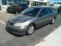 2005 Honda Civic Coupe $3200