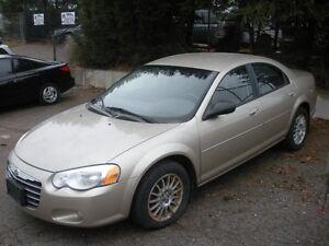 2005 Chrysler Sebring Sedan London Ontario image 4