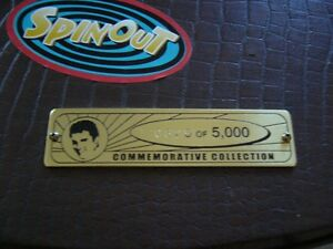 Elvis Presley Commemorative Collection Strathcona County Edmonton Area image 2