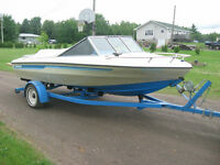 18ft sunray 3LT inboard