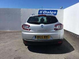 2015 Renault Megane 1.5 dCi Dynamique TomTom Energy 5dr 5 door Estate