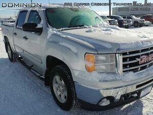 2012 GMC Sierra 1500 SLE   - Certified - $218.88 B/W