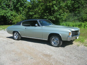 1972 Chevrolet Chevelle HT Coupe
