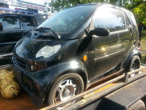 2005 Smart car parts parting out most parts