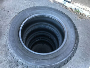 185-65-14 Pneus Hiver comme neuf, Winter Tires Like New