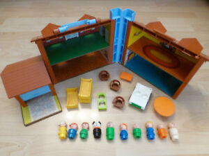 Fisher Price vintage - maison / house
