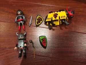 Playmobil 5805 Knight with Squire Kitchener / Waterloo Kitchener Area image 3