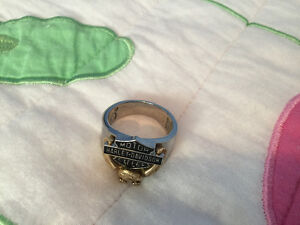 Harley Davidson Eagle Ring by the Franklin Mint