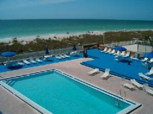 3BR's Beach Front Condo,  Clearwater, Florida