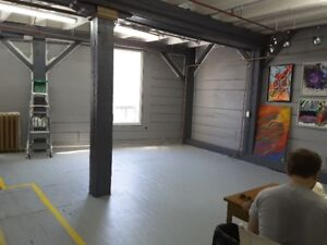 Amazing Office Space In Griffintown