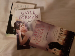 GAYLE FORMAN - JUST ONE DAY BOOK TRILOGY