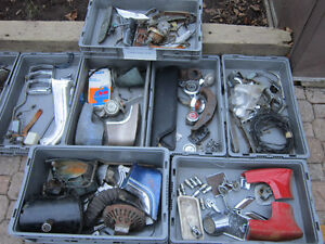 Ford Parts. Large Collection. Garage Clean out 1965-1970 Mustang Kitchener / Waterloo Kitchener Area image 2
