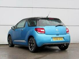 2011 CITROEN DS3 1.6 e HDi Airdream DStyle Plus 3dr