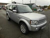 LANDROVER DISCOVERY HSE DIESEL AUTO 4X4 5 DOOR 7 SEATER