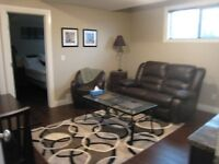 Furnished Executive Basement Suite