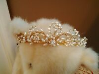 Tiara for a Bridal or Communion