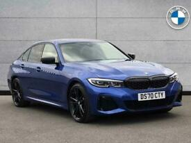 image for 2020 BMW 3 Series M340d xDrive Saloon Saloon Hybrid – Diesel/Electric Automatic