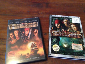 Pirates of the Caribbean - $5