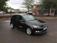 2017 VW Volkswagen Polo 1.2 FSH TSI VW Match Edition