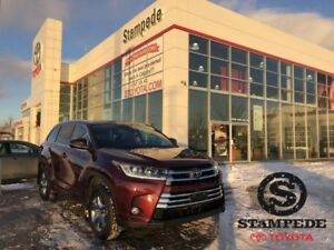 2018 Toyota Highlander Limited AWD  - Certified