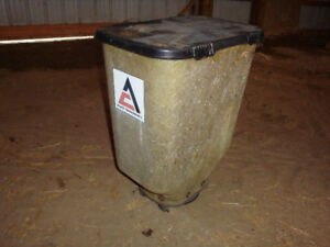 Allis Chalmers Seed Boxes