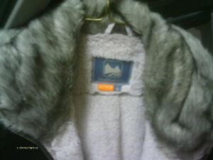 Brand New Ladies Winter Bomber Style Coat ~ Sz L