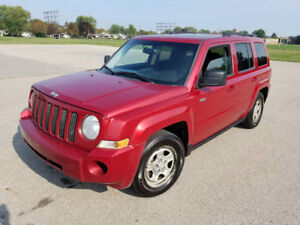 2010 Jeep Patriot 4x4 SUV  *Clean Carproof*