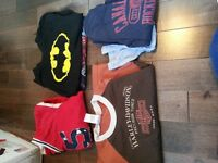 Boxes of Boys 4T Clothing