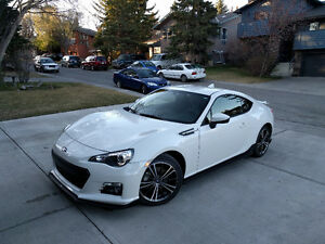 2016 Subaru BRZ Sport-tech (Limited) Coupe (2 door)