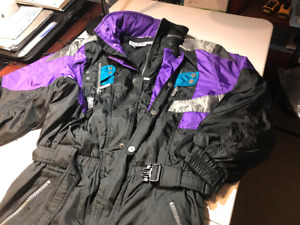Ski/Snowmobile Suit -  Men's Large