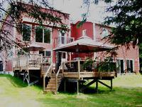Riverfront Executive Home for Sale - 5 years old