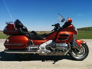 2007 Honda Goldwing GL1800 with Navigation
