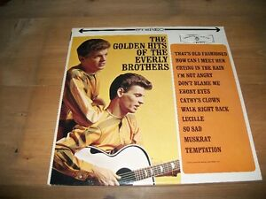 Vinyles-33 tours - The Everly Brothers-The Touch of Country Love