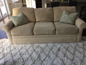 Lazy Boy loveseat and couch